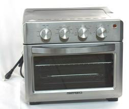 READ GENUINE Chefman Toaster Oven Air Fryer RJ50-M FLOOR MOD