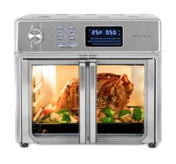 Stainless Steel Air Fryer Oven Digital Maxx 26 qt. Digital M