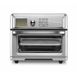 Cuisinart TOA-65 AirFryer Toaster Oven.6 cu ft, Silver