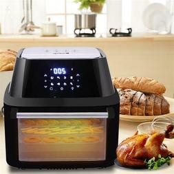 US 1800W Extra 16.91 quarts  Large Capacity Air Fryer Oven R