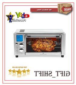 Power Air Fryer 360 Digital Screen Hot Air Fryer Oven Dehydr